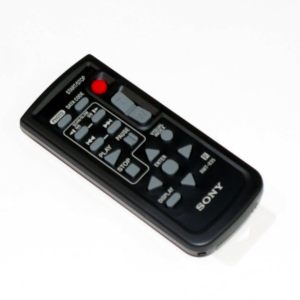 【部品】SONY純正 ワイヤレスリモコン RMT-835(E) 対応機種:HDR-PJ800 NEX-VG900 NEX-VG30 NEX-VG30H HDR-CX560V HDR-CX630V HDR-CX720V HDR-PJ20 HDR-PJ790V HDR-PJ40V HDR-TD10 HDR-TD20V NEX-VG20 NEX-VG20H NEX-VG30 NEX-VG30H HDR-PJ590V product image