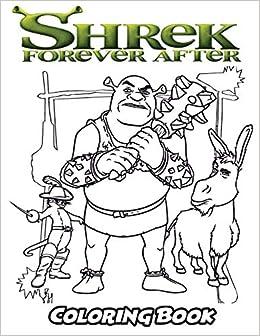 Shrek to print for free - Shrek Kids Coloring Pages   336x260