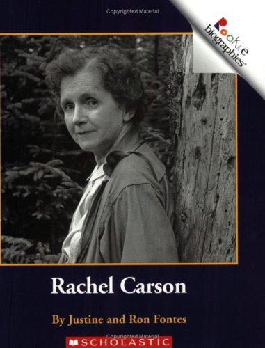 Rachel Carson (Rookie Biographies (Paperback)): Justine Fontes ...