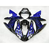 Wotefusi  Motorcycle ABS Plastic Painted Injection Mold B...