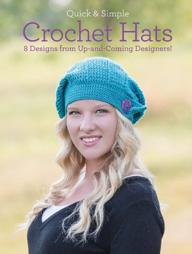 Quick & Simple Crochet Hats: 8 Designs from Up-and-Coming Designers! Charles Crochet Patterns