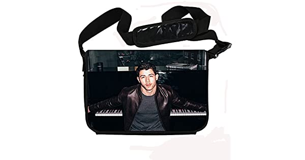 Inches MovieWallscrolls Nick Jonas Messenger Bag 15 x 11