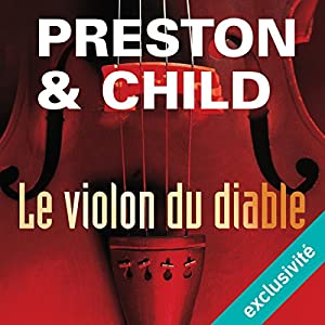 Le violon du diable (Pendergast 5) Audiobook