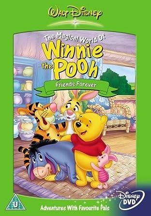 Ο μαγικός κόσμος του Γουΐνι: Φίλοι για πάντα / The Magical World of Winnie the Pooh: Friends Forever (2004) online μεταγλωττισμένο
