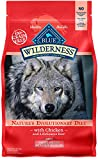 Blue Buffalo Wilderness High Protein Grain Free, Natural Adult Small Breed Healthy Weight Dry Dog Food, Chicken 4.5-Lb Review