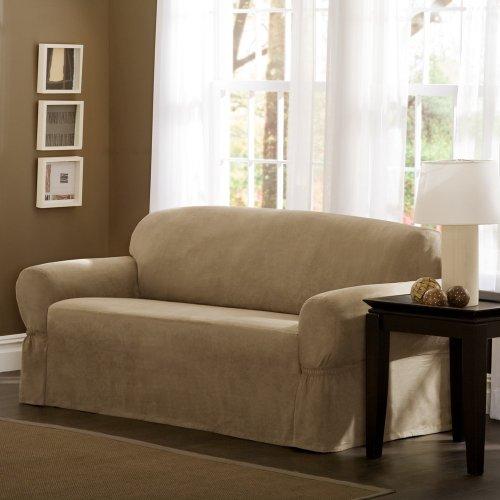 Maytex 1-Piece Sofa Slipcover,