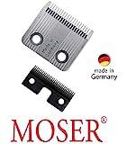 Moser 44174 Tête de coupe pour tondeuse Moser 1230/Rex 1230 Fabriquée en Allemagne