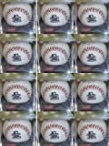 Rawlings Official Major League Baseball All-Star Game 2007 1 Dozen With Display Cases