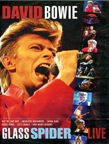 David Bowie : Glass Spider Live ~ Dvd [Import] Region 0 | Ntsc | David Bowie with Peter Frampton & Charlie Sexton (Peter Frampton David Bowie)