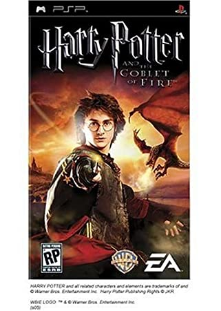 Harry Potter: Goblet of Fire - Sony PSP