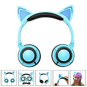 Price Comparisons Cool Team Umizoomi Folding Design Bluetooth Wireless Over Ear Headphones