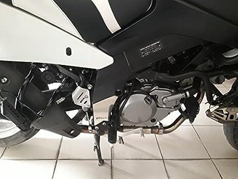 Suzuki V-Strom DL650//1000 fianchetti telaio coppia Argento