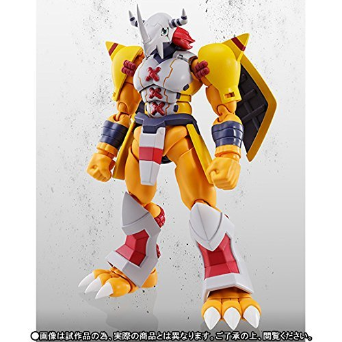 """S.H.Figuarts wargreymon """"of our war game! """""""
