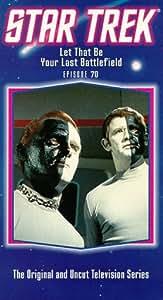 Star Trek - The Original Series, Episode 70: Let That Be Your Last Battlefield [VHS]