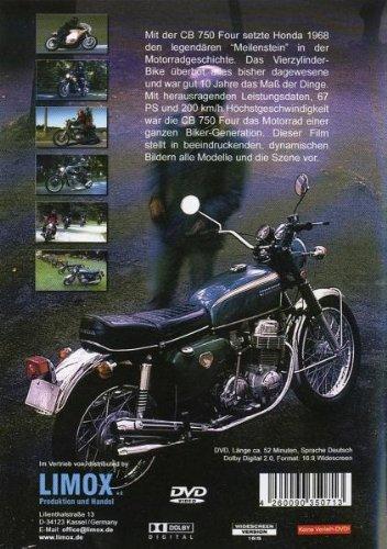 Amazoncom Honda Cb 750 Four Eine Legende Lebt Weiter Movies Tv