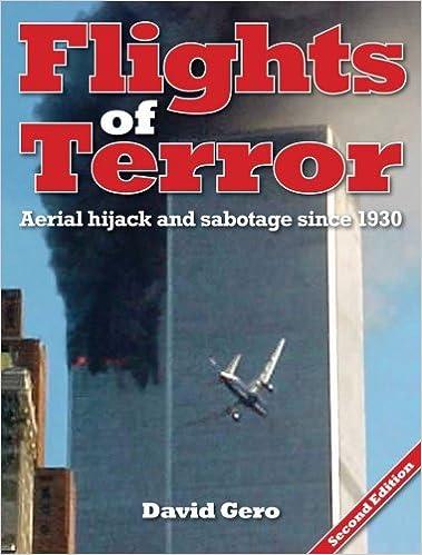 Flights of Terror: Aerial Hijack and Sabotage Since 1930
