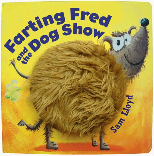 Book cover for Farting Fred and the Dog Show