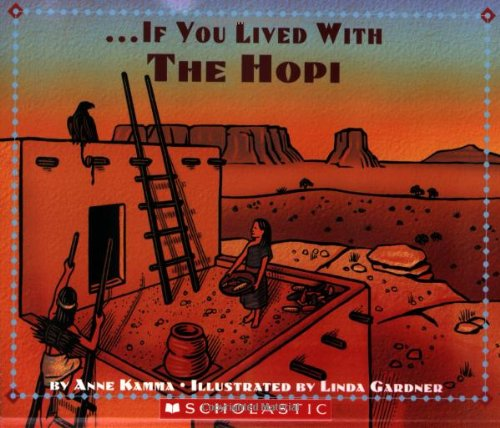 Books : If You Lived With The Hopi Indians