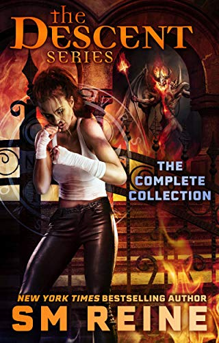 Hand Reins Over - The Descent Series Complete Collection: An Urban Fantasy Series (The Descentverse Collections Book 1)