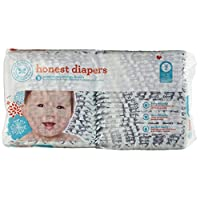 The Honest Company Anchor Stripes Size 2 Disposable Diaper