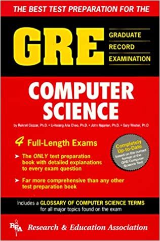 Gre Computer Science Book