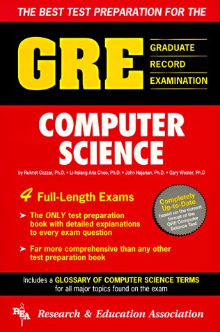 Gre Computer Science (REA Test Preps)