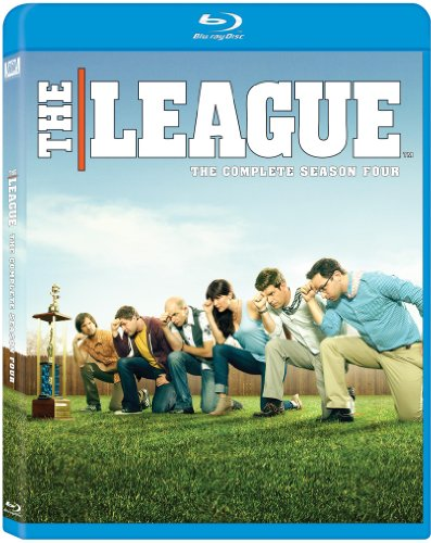 Blu-ray : The League: The Complete Season Four (Widescreen, Digital Theater System, , AC-3, 2 Pack)