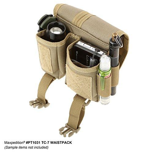 Maxpedition TC-7 Pouch - khaki