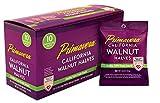 Snack Pack Walnuts, California's Best, Primavera Brand 10-1.5 bags Light Halves Review