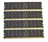 (NOT FOR PC/MAC!!) 4GB (4x1GB) Dell PowerEdge 2600 2650 4600 Server Memory RAM