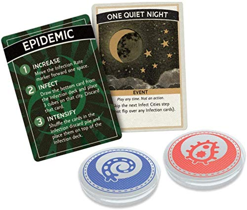 Z-Man ZM7102 Pandemic: 10th Anniversary Edition