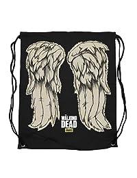 The Walking Dead Daryl Dixon Wings Cinch Bag