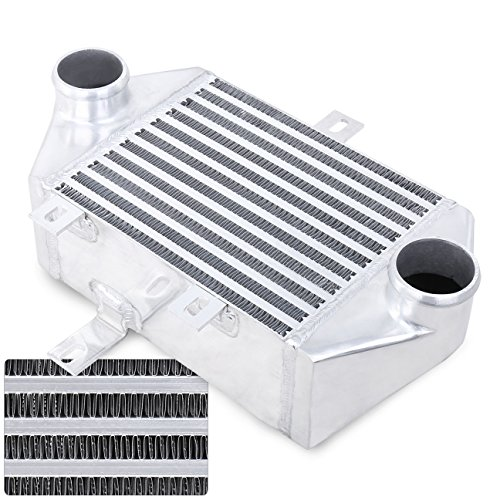 (AJP Distributors Side Mount Turbo Intercooler Upgrade Replacement For Toyota MR2 SW20 3SGTE)