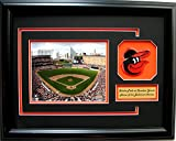 CGI Sports Memories Baltimore Orioles Camden Yards Photo Frame with 3D Double Mat
