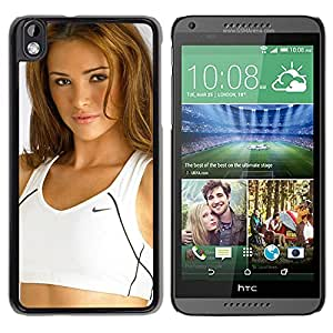 New Custom Designed Cover Case For HTC Desire 816 With Alina Vacariu Girl Mobile Wallpaper.jpg