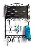 Mango Steam Wall-Mounted Jewelry & Earring Organizer