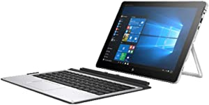 HP Elite x2 1012 G2 Tablet with Detachable Keyboard (1PH93UT#ABA) Intel i5-7200U, 8GB RAM, 256GB SSD, 12.3-in Touch Screen (2736x1824), Wi-Fi + 4G LTE, Win10