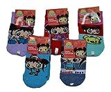 Ni Hao Kai-Lan Socks - Size 4-6-Shoe Size 7-10 New
