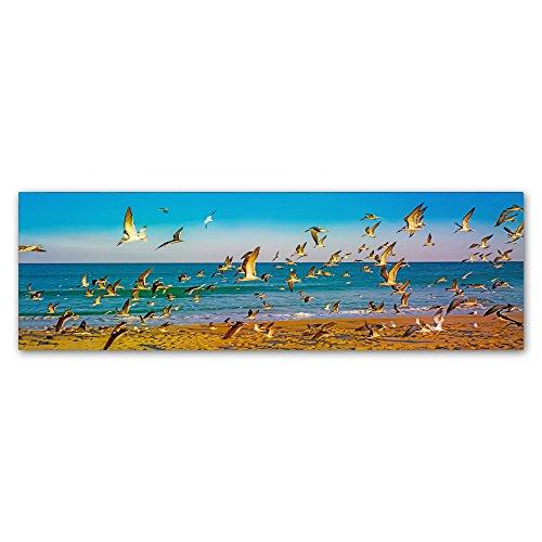 - Florida Beach Birds by Preston Hanging Art Piece, 16