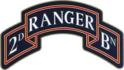 75th Ranger Regiment 2nd Battalion CSIB - Combat Service Identification Badge