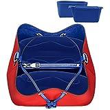 LEXSION 2-Pack Felt Handbag Organizer,Insert purse organizer Fits LV Neonoe Perfectly