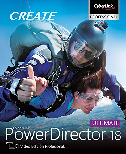 Cyberlink Powerdirector 18 Ultimate Pc Codigo De Activacion Pc Enviado Por Email