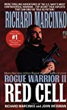 Front cover for the book Rogue Warrior II: Red Cell by Richard Marcinko