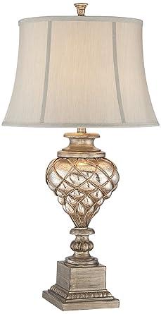 Luke mercury glass nightlight table lamp amazon luke mercury glass nightlight table lamp aloadofball Images