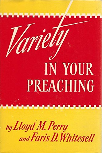 Variety in Your Preaching