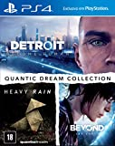 Quantic Dream Collection Não há melhor momento para vivenciar uma jornada personalizada com possibilidades inesperadas em três jogos clássicos premiados da Quantic Dream em uma única coleção Detroit: Become Human Até onde você iria para se tornar hum...