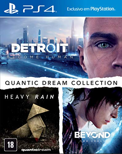 Quantic Dream Collection - PlayStation 4