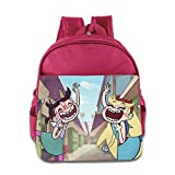 Star Butterfly Star Vs. The Forces Of Evil Kids School Backpack Pink