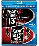 Friday the 13th Part I/ Friday the 13th Part II (DBFE) [Blu-ray] (Bilingual)