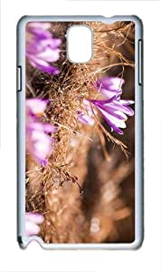 shop cover crocuses PC White case/cover for Samsung Galaxy Note 3 N9000